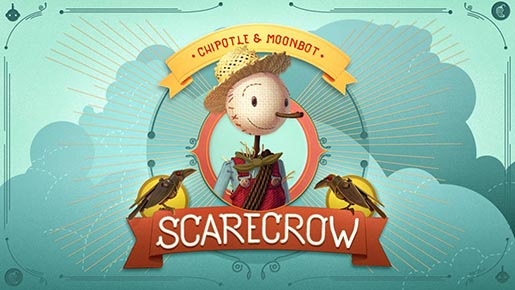 Scarecrow by Chipotle and Moonbot