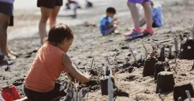 Castlcliff sand comp 15