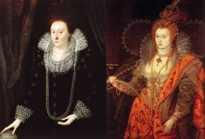 Elizabeth I at the end of her life - how she looked, and how she wanted to be perceived.
