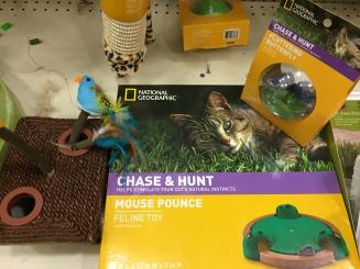 Nat Geo pet toys