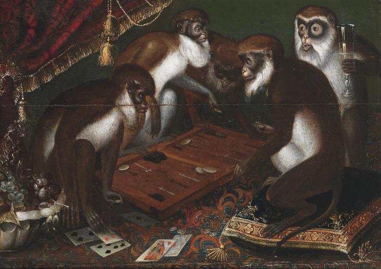 Affengesellschaft_beim_Spiel