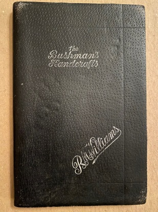 RM Williams Book